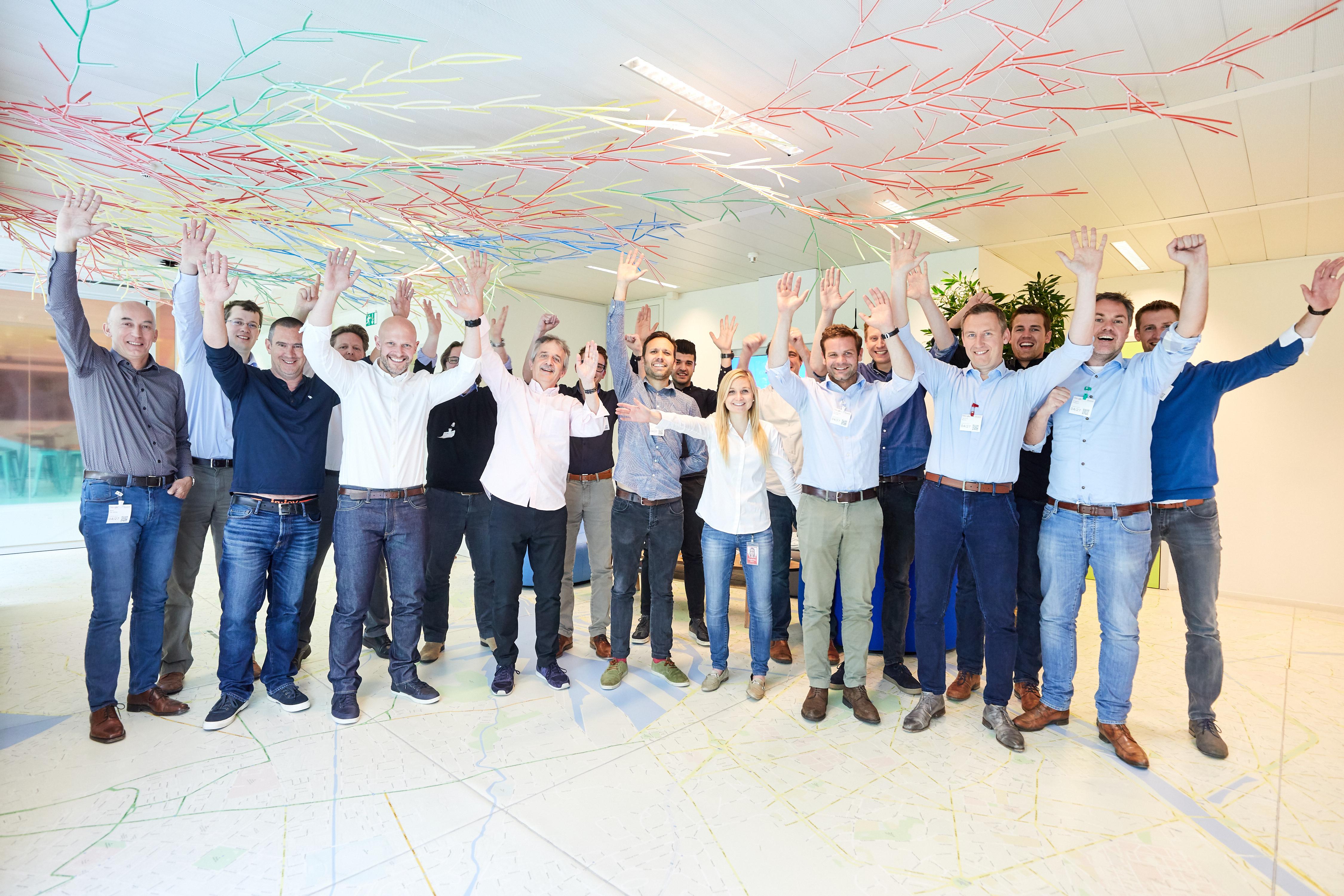 Google Belgium Team